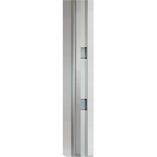 Bandeau Ventouse Electro-Magnétique Contrôle d'Accès 2x300Kg