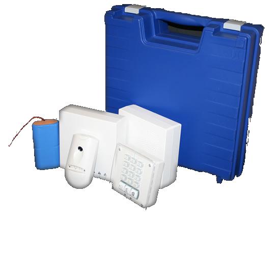 Pack Anti-Squat Alarme Intrusion